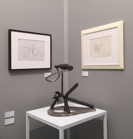 October 4 - 8, 2017 - Installation view - Frieze m...