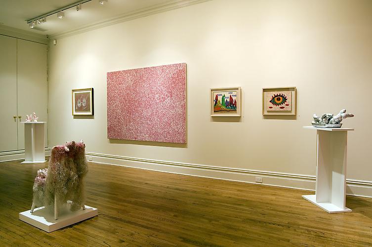 Yayoi kusama: from here to infinity - Exhibitions