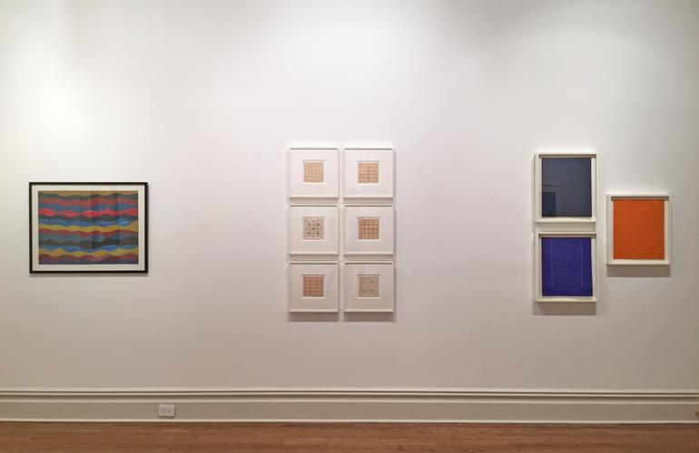 Master drawings: post-war & contemporary - Exhibit...