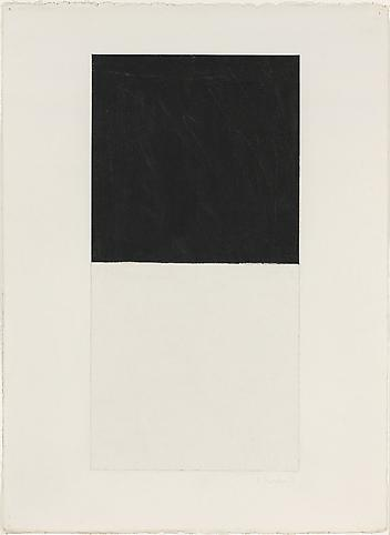 Brice Marden (b. 1938) Untitled, 1971 Graphite and...