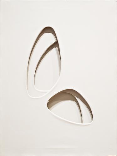 Paolo Scheggi (1940-1971) Zone riflesse, 1965 Acry...