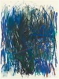 Joan Mitchell (1925-1992) Untitled, 1979 Pastel on...