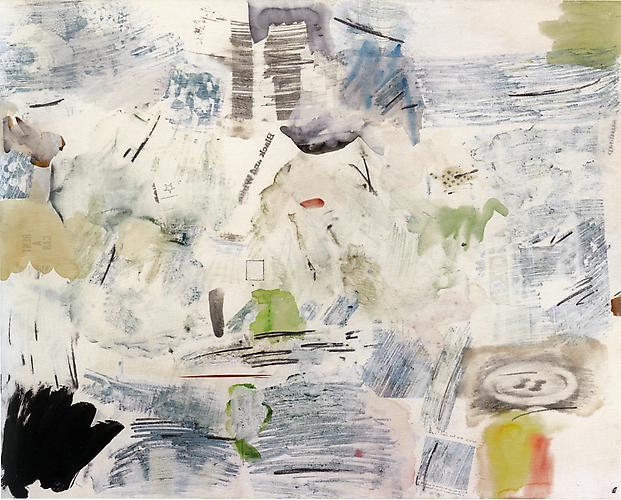 Robert Rauschenberg (1925-2008) Spring Clearance,...