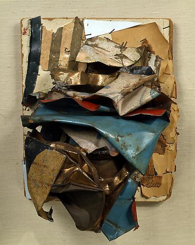 John Chamberlain (1927-2011) Untitled, 1961 Painte...