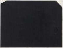 Richard Serra, Untitled, 1980-81, Paintstick on pa...
