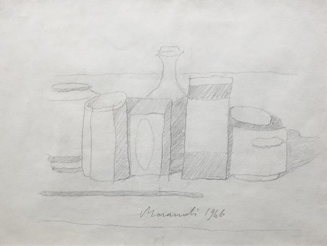 Giorgio Morandi (1890-1964),Natura Morta, 19...