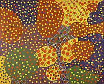 Yayoi Kusama (b. 1929) Untitled 1967 Oil on canvas...
