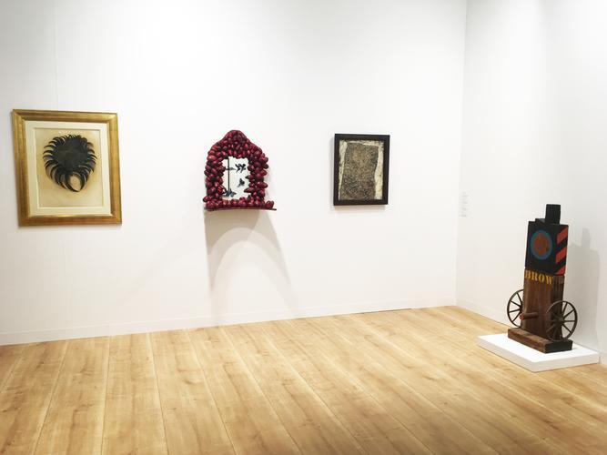 Georgia O'Keeffe, Yayoi Kusama, Jean Dubuffet,...
