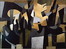 Francis Picabia (1879-1953) New York 1913 Gouache...