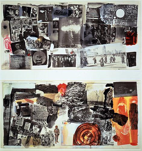 Robert Rauschenberg (1925-2008) Dante's Infern...
