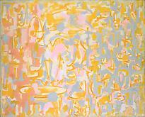 Ad Reinhardt (1913-1967) No. 13 1949 Oil on canvas...