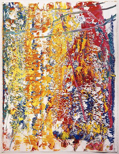 Gerhard Richter (b. 1932) Untitled (6.4.86) 1986 O...