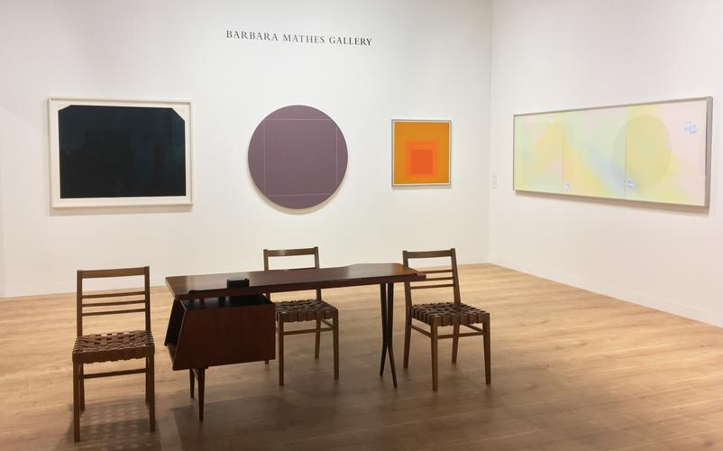 Richard Serra, Robert Mangold, Josef Albers, Joe G...