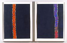 AH 18 and No 18 S.T.H. 1956 Pastel and tempera on...