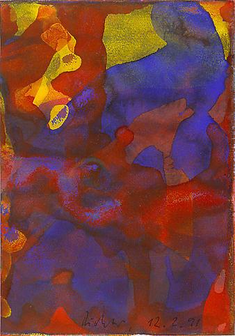 Gerhard Richter (b. 1932) Untitled (12.2.91) 1991...