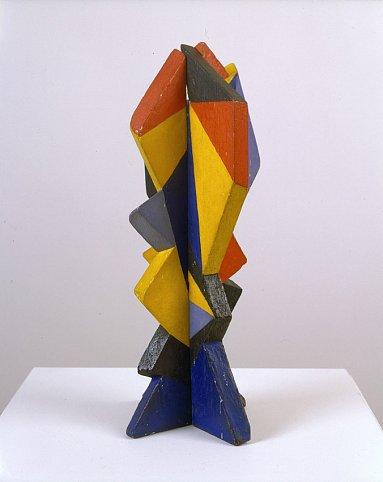 Giacomo Balla Fiore Futurista, 1917-1918 Oil on wo...