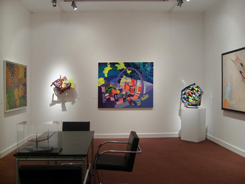 March 07 - March 16, 2008 - Installation view - Te...