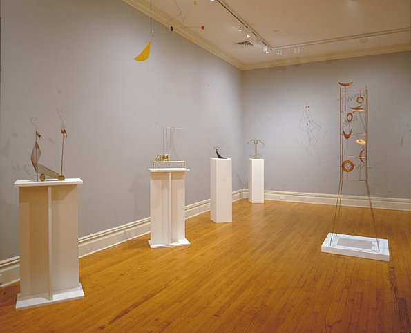 Calder/melotti: lyrical constructions - Exhibition...
