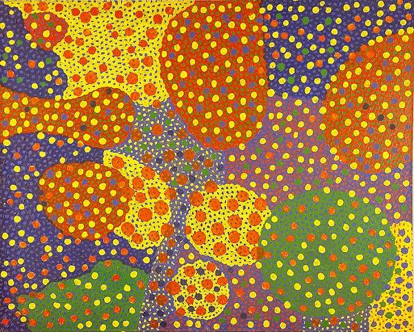 Untitled 1967 Oil on canvas 40 x 50 in; 101.6 x 12...
