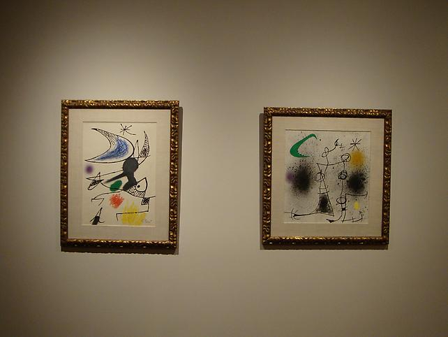 Dubuffet & miró: a dialogue - Exhibitions