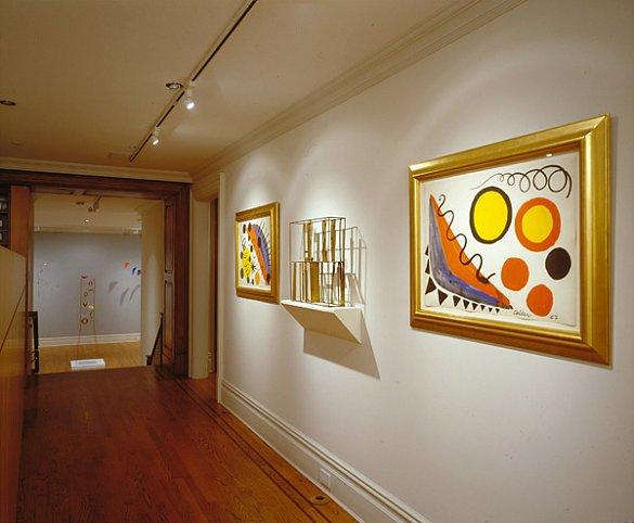 Calder/melotti: lyrical constructions - Exhibition...