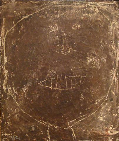 Jean Dubuffet (1901-1985) Présence lé...