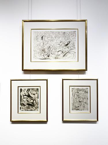 Jackson pollock: the experimental works on paper -...